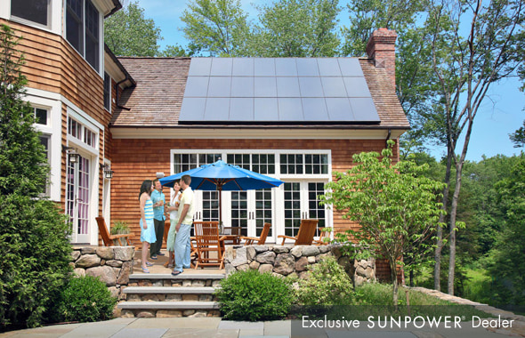 Exclusive SUNPOWER Dealer